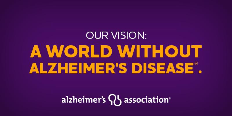 Alzheimers Association quote