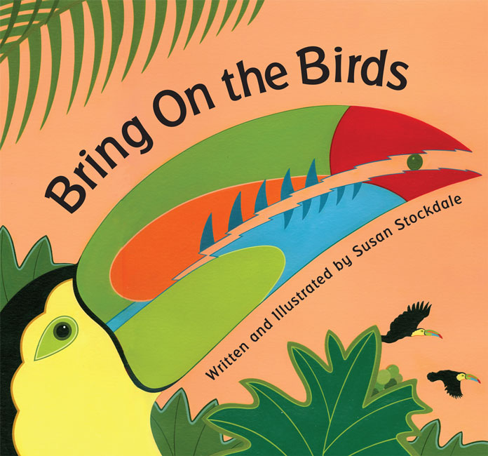book cover Bring on the Birds