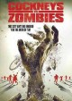"""dvd cover for movie """"cockneys versus zombies"""""""