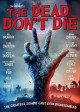 """dvd cover for movie """"The Dead Don't Die"""""""