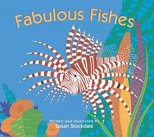 book cover Fabulous Fishes