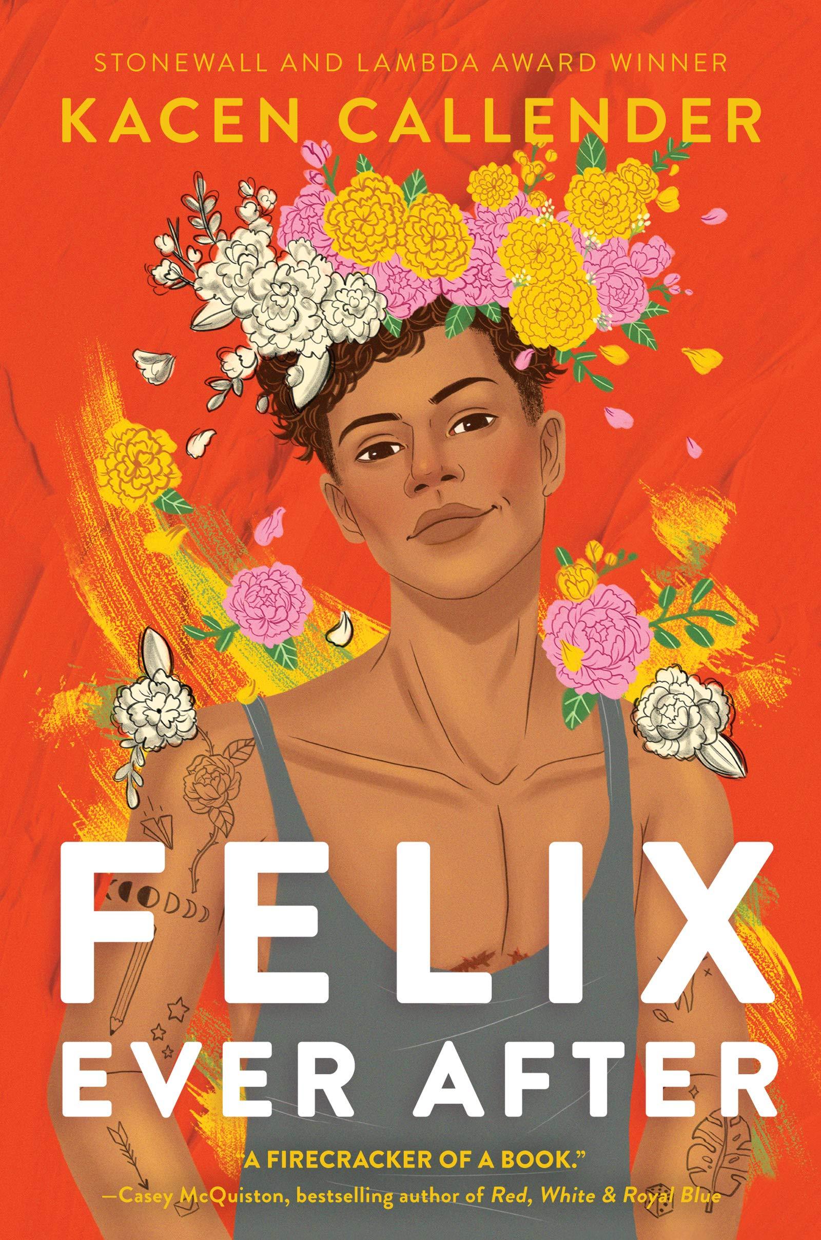 Cover of Felix Ever After by Kacen Callender