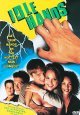 """dvd cover for movie """"Idle hands"""""""