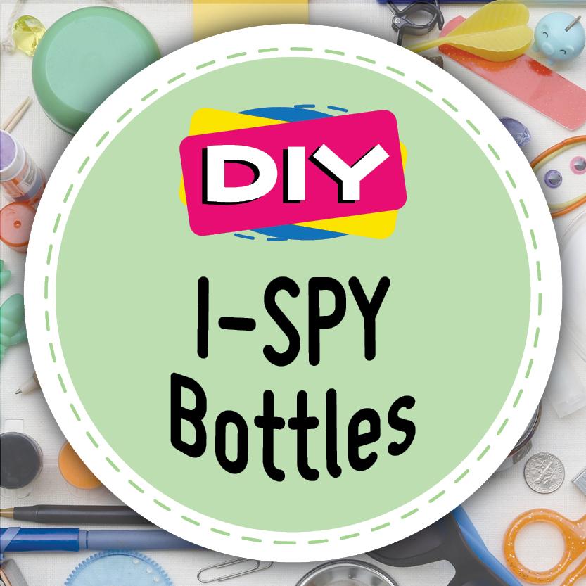 I-Spy Bottles