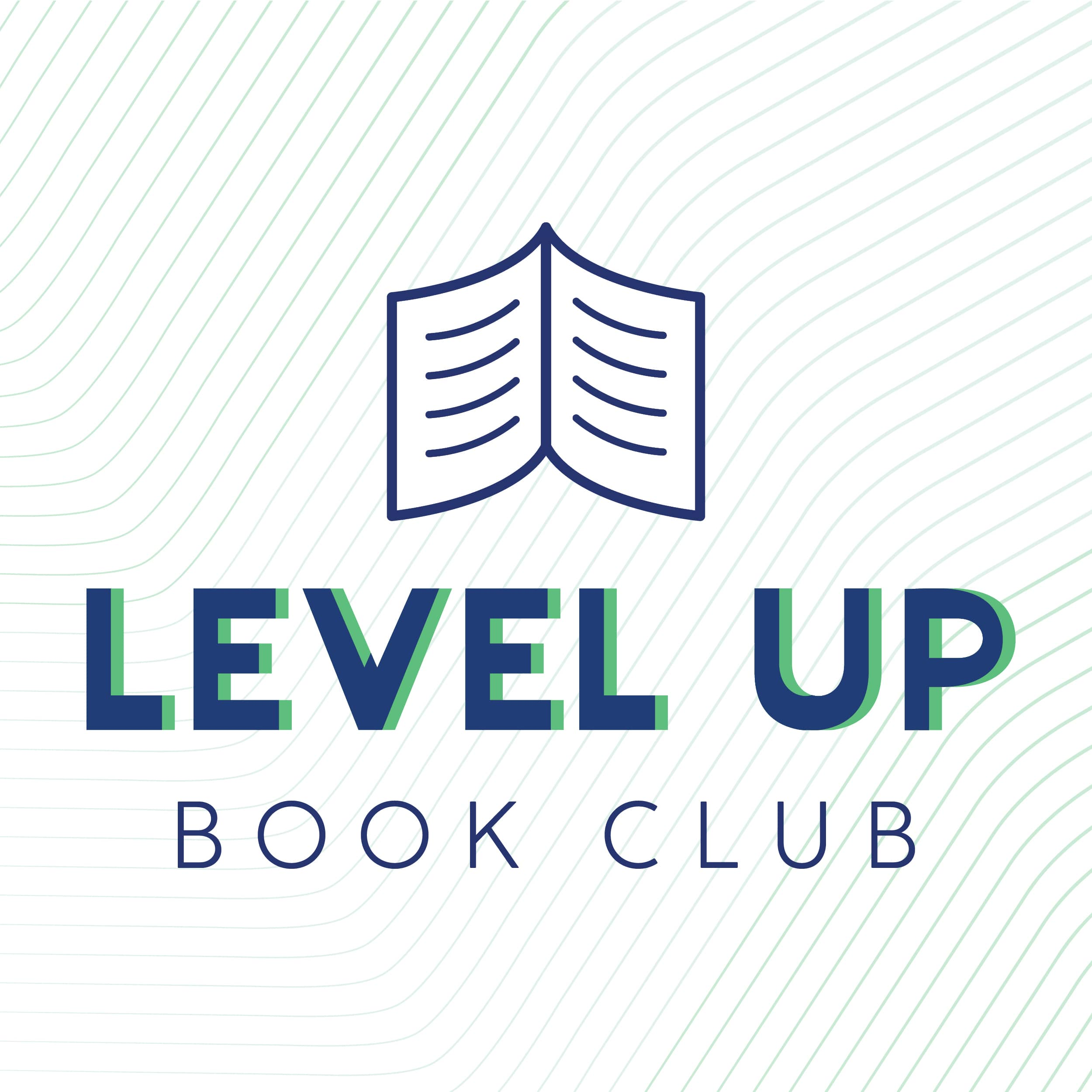 Level Up Book Club Icon