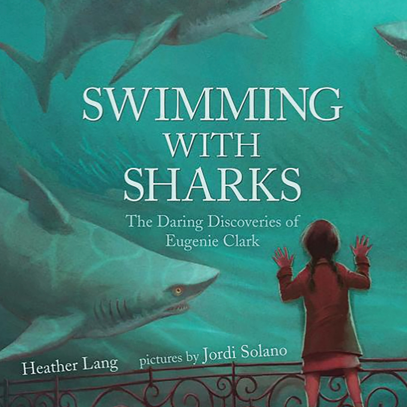 Swimming with Sharks Cover