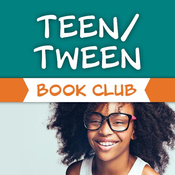 Teen/Tween Book Club Icon