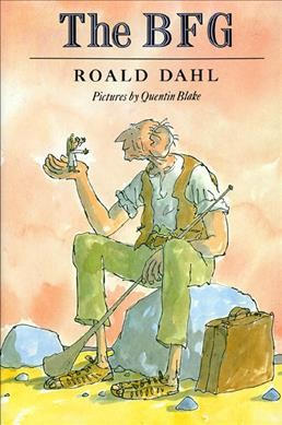 The BFG book cover