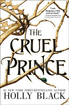 The Cruel Prince by Holy Black